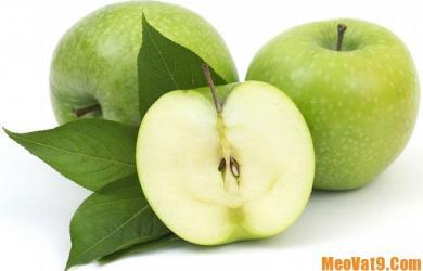 Mẹo cắt táo không bị thâm, ngon và đẹp mắt
