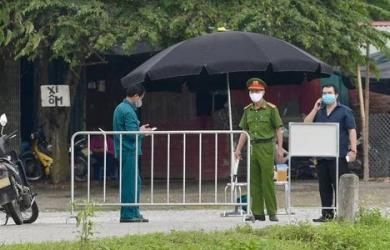 Thái Bình: Phát hiện ca dương tính SARS-CoV-2 khi lên Bệnh viện Bệnh Nhiệt đới Trung ương 2 chăm bố